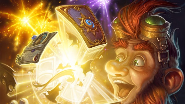 Test zum Online-Kartenspiel Hearthstone Heroes of Warcraft für iPad. Hearthstone: Hereos of Warcraft Online-Kartenspiel für iPad von Blizzard Entertainment (Quelle: Activision-Blizzard)