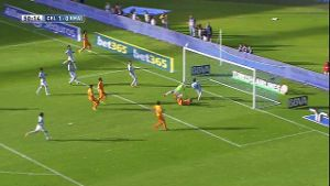 Celta Vigo schlägt Real Madrid mit 2:0 (Screenshot: laola.tv)