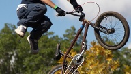 Beliebte Funsportarten: BMX (Quelle: Thinkstock by Getty-Images)