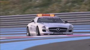 Sicher und sexy: Das Safety Car in der Formel 1 (Screenshot: news2use)