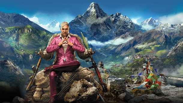 Far Cry 4: Ubisoft publiziert interaktiven Eignungstest. Artwork zu Far Cry 4 (Quelle: Ubisoft)