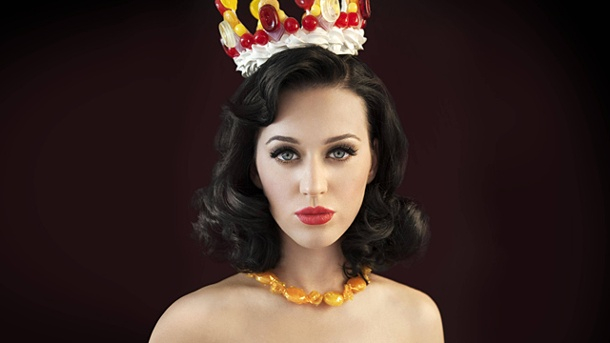 Katy Perry kommt ins Museum: Gemälde in National Portrait Gallery. Katy Perry (Quelle: Imago/Uni Media)