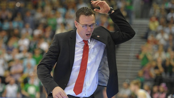 Bamberg feuert Trainer Chris Fleming. Bamberg feuert Trainer Chris Fleming. (Quelle: imago/Eibner)