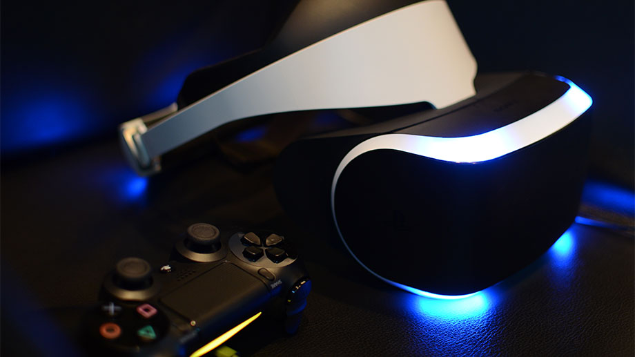 Playstation VR-Brille von Sony (Quelle: Medienagentur plassma / Sandro Odak)