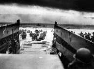 D-Day am 6. Juni 1944 (Quelle: dpa)