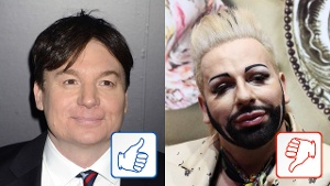 Mike Myers und Harald Glööckler: Top & Flop des Tages