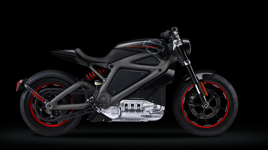 Harley-Davidson LiveWire Elektromotorrad (Quelle: Thinkstock by Getty-Images)