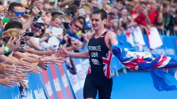 Favorit Alistair Brownlee gewinnt Triathlon-EM. Alistair Brownlee holte sich den EM-Titel.