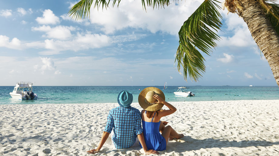 Sommerurlaub am Strand (Quelle: Thinkstock by Getty-Images)