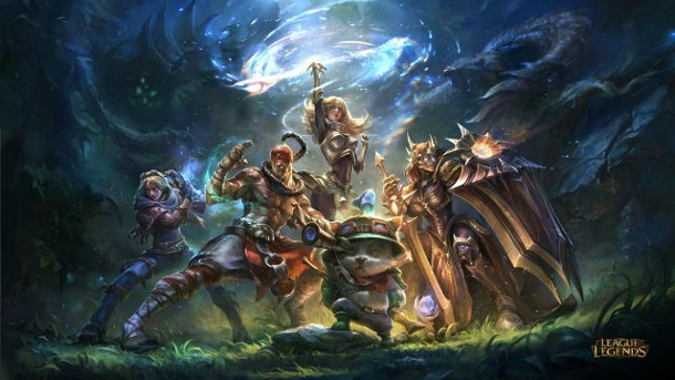 League of Legends: Chat-Räume wegen Spamüberflutung geschlossen. League of Legends (Quelle: Riot Games)