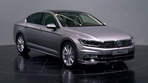 Weltpremiere: Volkswagen Passat - New Business Class (Screenshot: news2do)