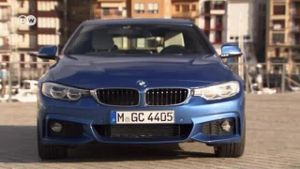 BMW 4er Gran Coupé im Test (Screenshot: Deutsche Welle)
