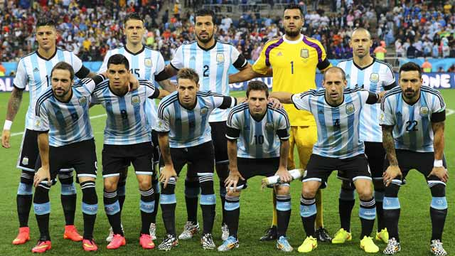 Argentinien Nationalmannschaft