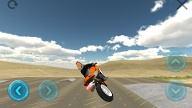 Kuriose Simulationen: Motor Bike Crush Simulator 3D (Quelle: Medienagentur plassma)