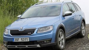 Skoda Octavia Scout im Test (Screenshot: news2do)