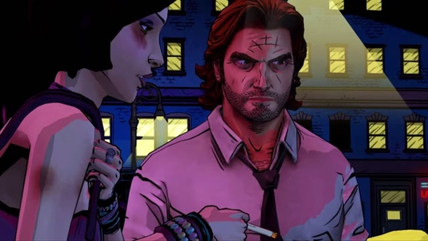 "Telltale bringt ""The Wolf Among Us"" auch als Boxed-Version in den Handel. The Wolf Among Us Adventure von Telltale Games (Quelle: Telltale Games)"
