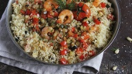Internationale Küche: Couscous (Quelle: Thinkstock by Getty-Images)