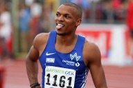 Robin Erewa, 200 Meter, TV Wattenscheid 01 (Quelle: imago/Foto2Press)