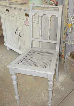 shabby chic selber machen anleitung schritt f r schritt. Black Bedroom Furniture Sets. Home Design Ideas