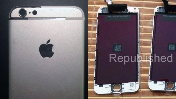 iPhone 6 kurz vor Release: Neue Fotos zeigen Details zur Kamera. iPhone 6 (Quelle: Sonny Dickson/ Apple.club.tw)
