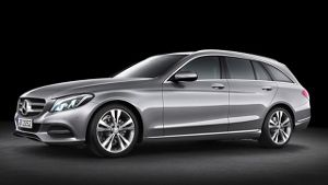 Mercedes C-Klasse T-Modell im Test (Screenshot: car-news.tv)