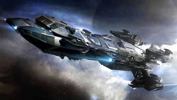 Star Citizen: Release Candidate des Arena Commander-Moduls ist fertig. Star Citizen von Cloud Imperium Games für PC (Quelle: Cloud Imperium Games)