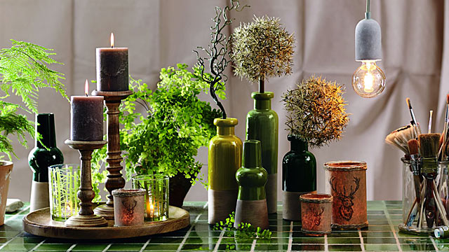 Herbstdeko 2014 inspirationen und aktuelle trends for Gartendeko advent