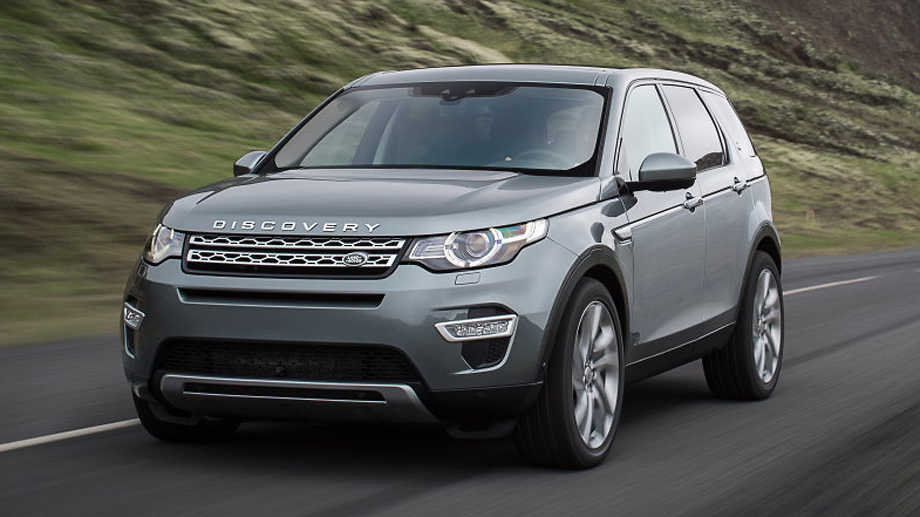 Land Rover Discovery Sport (Quelle: Hersteller)