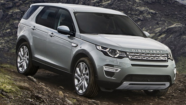 land rover discovery sport das wird der nachfolger des freelander. Black Bedroom Furniture Sets. Home Design Ideas