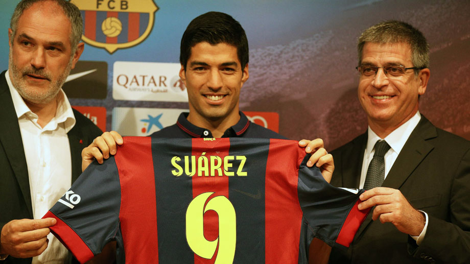 Luis Suárez (Quelle: imago images/Cordon Press/Miguelez Sports)