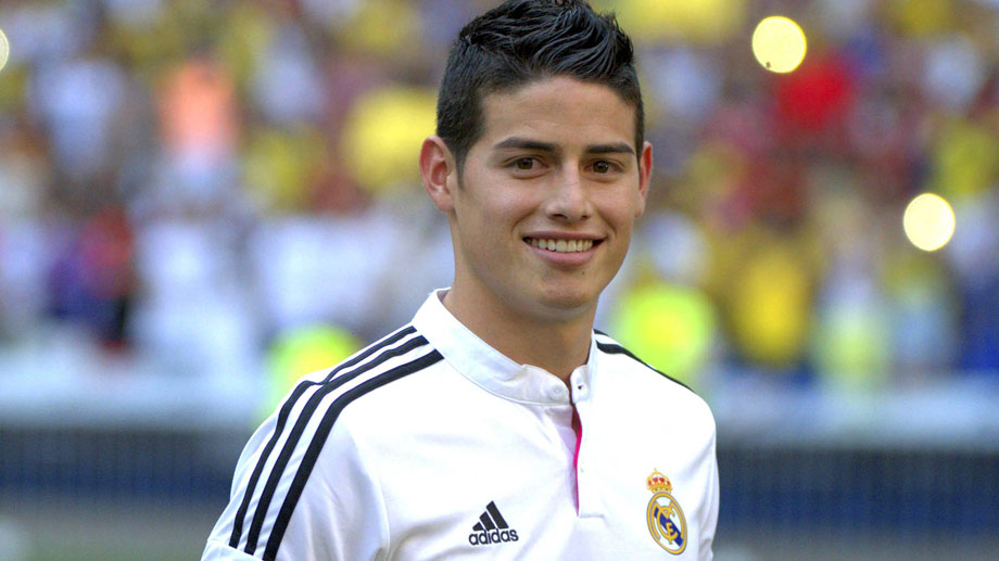 James Rodriguez (Quelle: imago images/Future Image)