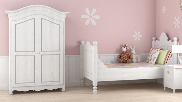 der richtige kleiderschrank f r das kinderzimmer. Black Bedroom Furniture Sets. Home Design Ideas