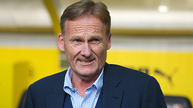 bvb boss watzke will keine freundschaft mit karl heinz. Black Bedroom Furniture Sets. Home Design Ideas
