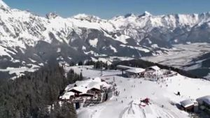 Saalbach Hinterglemm Leogang im Video (Screenshot: t-online.de)