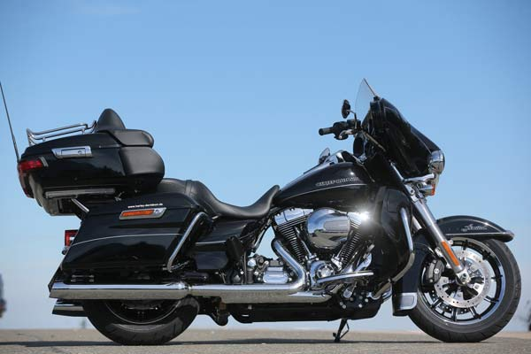 Electra Glide Ultra Limited (Quelle: Hersteller/spotpress)