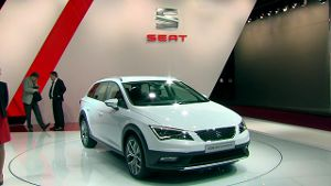Pariser Autosalon 2014: Seat Leon X-Perience vorgestellt (Screenshot: news2do)