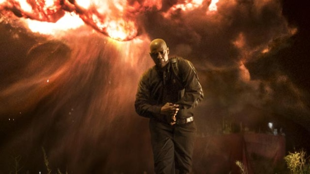 "Kinostart ""The Equalizer"": Denzel Washington überzeugt als brutale Mord-Maschine. Denzel Washington ist der ""Equalizer"". (Quelle: Sony Pictures)"