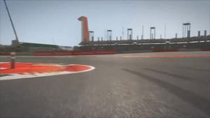 Der Circuit of The Americas verlangt den Fahrern alles ab. (Screenshot: news2use)