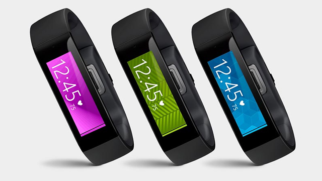 microsoft band microsoft stellt erstes fitness armband vor. Black Bedroom Furniture Sets. Home Design Ideas