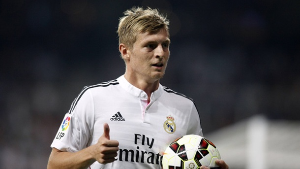 . Toni Kroos hat mit Real Madrid die spanische Meisterschaft im Visier. (Quelle: imago/Alterphotos)