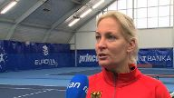 Fed-Cup-Teamchefin Barbara Rittner im Interview.