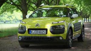 Citroën C4 Cactus im Praxistest (Screenshot: car-news.tv)