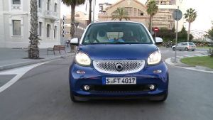 Fahrbericht: smart fortwo III und smart forfour III (Screenshot: news2do.com)