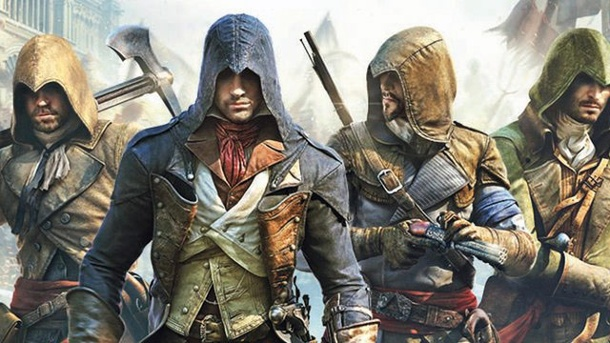Assassin's Creed Unity: Patch für Xbox One braucht 40 GB. Assassin's Creed: Unity Action-Adventure von Ubisoft für PC, PS4 und Xbox OneUnity (Quelle: Ubisoft)