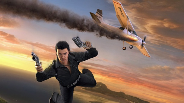 Just Cause 3: Square Enix kündigt Release für 2015 an. Just Cause Open-World-Actionspiel von Square Enix (Quelle: Square Enix)