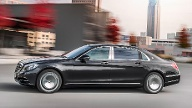 Mercedes-Maybach S 600 (Quelle: Hersteller)