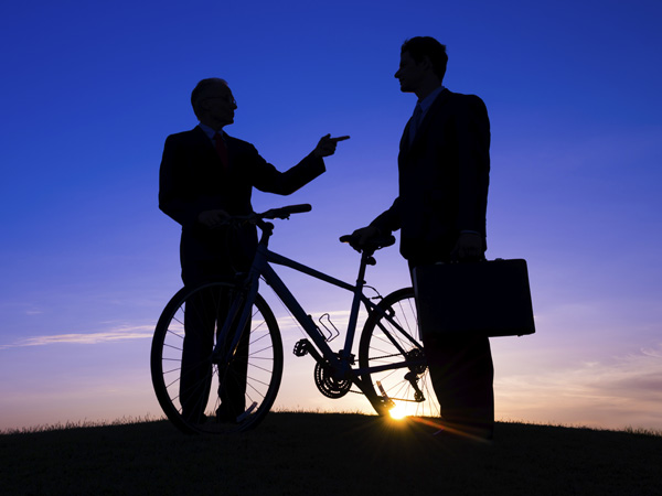 Moderne Bikes sind heute mehr als ein Transportmittel.  (Quelle: Thinkstock by Getty-Images)