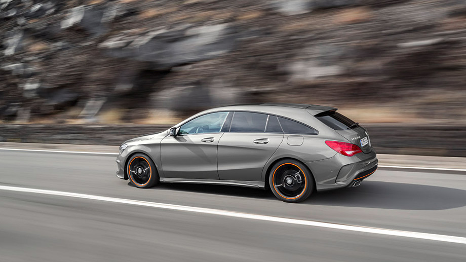 Mercedes CLA Shooting Brake (Quelle: Hersteller)