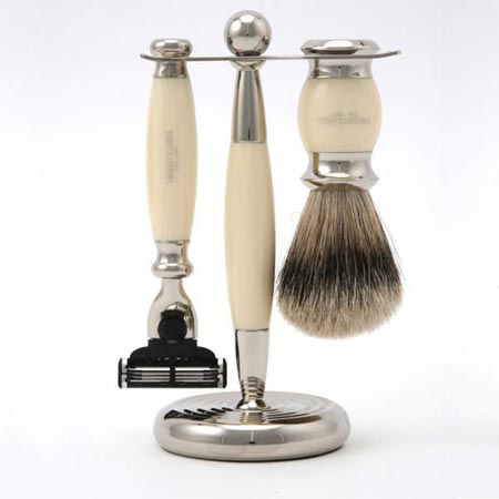 Truefitt & Hill Edwardian Collection Shaving Set by Regent Tailoring (Quelle: Vintagestyle)
