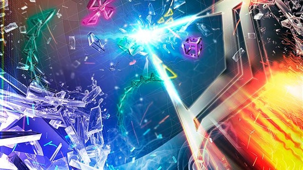 Geometry Wars 3: Dimensions: Test zum Action-Spiel für PC, PS3, PS4, Xbox 360, Xbox One, Mac, Linux. Geometry Wars 3: Dimensions  Action-Spiel für PC, PS3, PS4, Xbox 360, Xbox One, Mac, Linux (Quelle: Lucid Games)